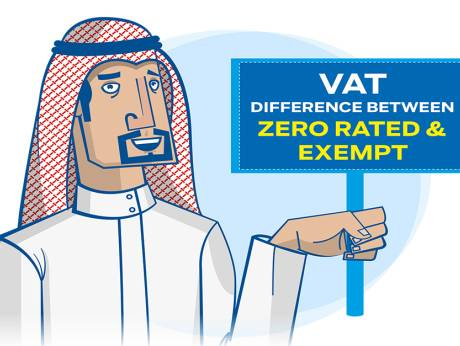 Zero Rated vs Exempt VAT
