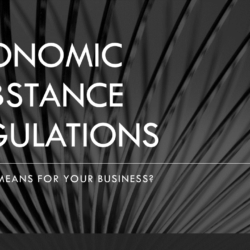 Economic Substance Regulations in UAE